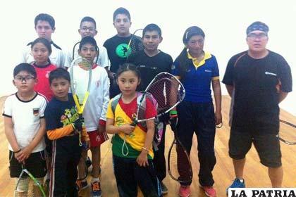 Los deportistas que representarán a Oruro en el certamen nacional