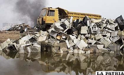 La contaminación por estos productos arroja cifras impresionantes