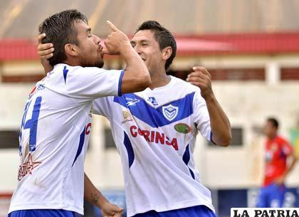 Jhosimar Prado fue autor el primer gol de San José