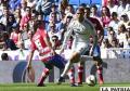 Mathieu vuelve a rescatar al Barcelona  y el Real Madrid arrasa al Granada