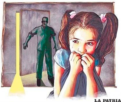 Niña fue violada y asesinada por un desconocido