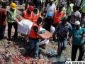 Reportan que derrumbe en la  mina Argentina dejó tres muertos