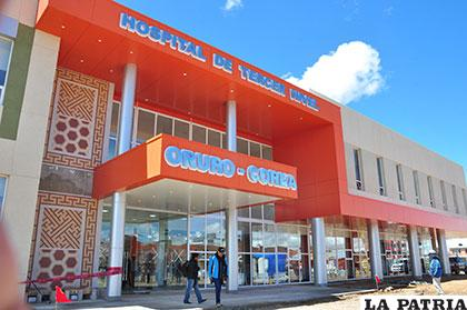 Solo falta coordinar agendas del Presidente y del director de Koica para la entrega del Hospital
