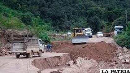 El Chaco boliviano afectado por las lluvias /ERBOL
