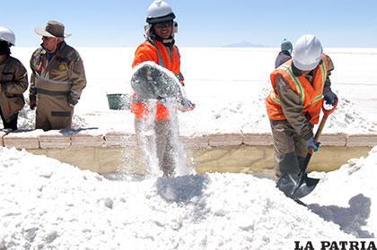 Una nueva estructura administrativa impulsará proyecto del litio