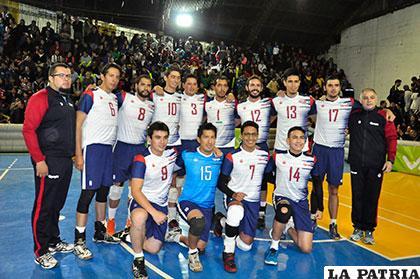 Olympic Club ascendió a la Liga Superior del Voleibol Boliviano