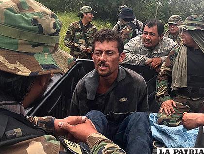 Policía boliviana capturó a Mariano Luiz Tardelli vinculado en asalto a Brinks /APG