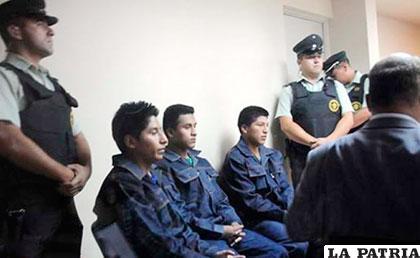 Los nueve bolivianos continuarán detenidos en Chile /LAPRENSA.COM.BO