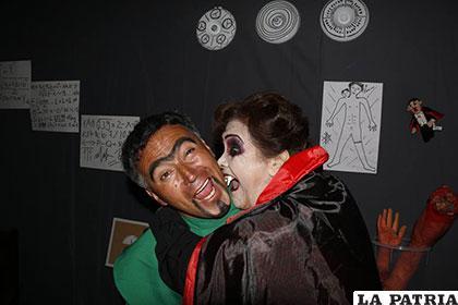 El curita Jerónimo retorna con su humor a Oruro