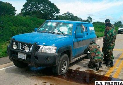 Trasladan a Cochabamba a implicado en caso Brinks para precautelar su vida