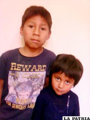 Los niños encontrados en la calle. La Defensoría busca a sus progenitores /DNA