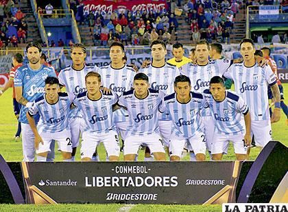Atlético Tucumán pretende cobrarse la revancha /APG