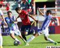 En la ida que se jugó en Cochabamba, venció Wilstermann 1-0 el 29/01/2017 /APG
