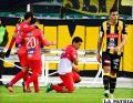 Guabirá llegará a ese cotejo motivado por el empate en La Paz 3-3 ante The Strongest /APG