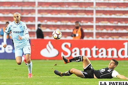 Bolívar necesita recuperar unidades tras el empate de local ante Colo Colo 1-1 /APG
