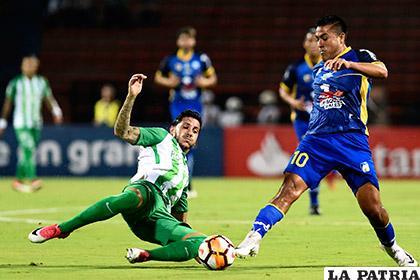 Atlético Nacional llega a este cotejo después de ganar a Delfín 4-0 /eluniverso.com