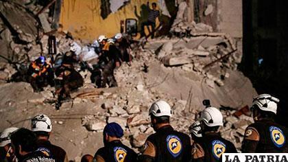 Rusia saluda que OPAQ envíe expertos a Duma, Siria