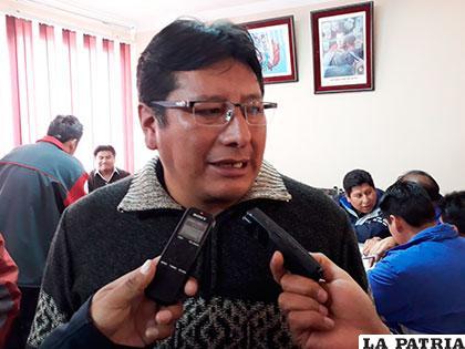 Director del Sedes, Jesús Ignacio,  hace un llamado a las autoridades de los colegios a reportar casos de paperas