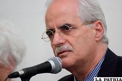 Jorge Taiana, ex canciller argentino