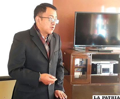 Delegado defensorial, José León, pide no especular sobre el indulto para los privados de libertad