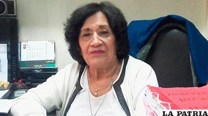 Juez Nancy Alturzarra /ERBOL
