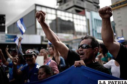 ONU denuncia asesinatos no justificados durante protestas en Nicaragua