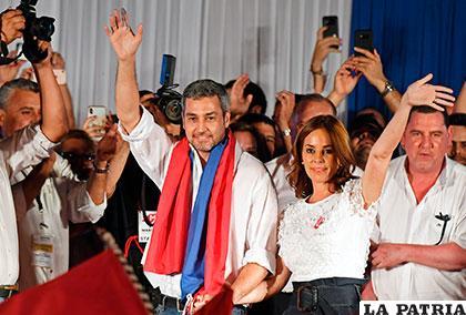 El presidente electo de Paraguay, Mario Abdo Benítez /Radio Fides