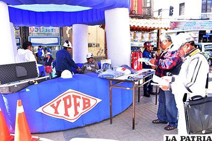 YPFB socializa sus normas de seguridad