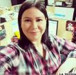 La periodista asesinada /radioelsalvadorinternacional.com
