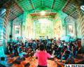 La orquesta interpretó por primera vez después de casi dos siglos una sinfonía del peruano Pedro Ximénez de Abril Tirado