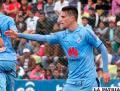 Juan Miguel Callejón jugador del club Bolívar /goal.com