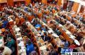 Sesión desarrollada ayer para aprobar dicha normativa /Vicepresidencia del Estado Plurinacional de Bolivia
