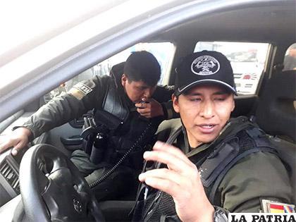 Los vecinos afirmaron que los efectivos policiales se encontraban ebrios /LA PATRIA
