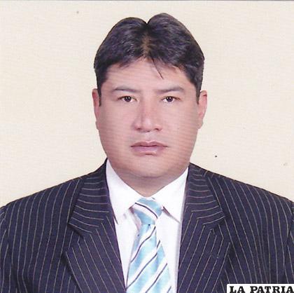 Fernando Mendoza es el nuevo miembro del Comité de Etnografía/FACEBOOK