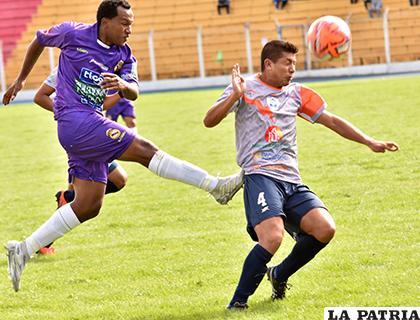 Ambos equipos de enfrentaron el 3/2/2019 en Potosí con triunfo para los locales 2-/ APG)