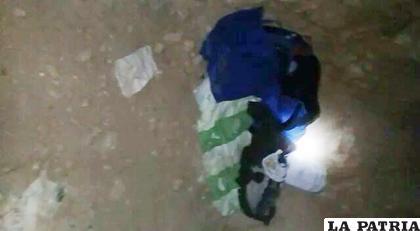 El 16 de febrero fue encontrado el niño abandonado / Archivo LA PATRIA