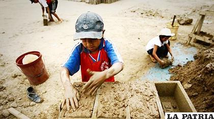 Una forma de trabajo infantil/ trabajoevangelistico.net