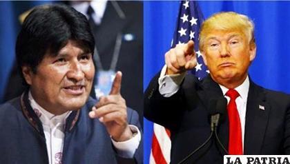 El Presidente Evo Morales cuestionó la acción tomada por Estados Unidos respecto a su repostulación / JOURNAL OF PEOPLE