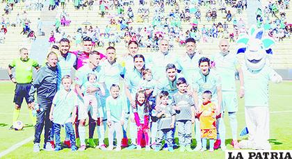 El club Bolívar celebra este 12 de abril 95 años de vida institucional /APG