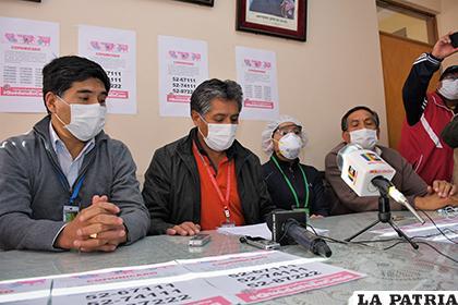 Las autoridades de Salud, oficializaron que los casos en Oruro ascienden a 11 /LA PATRIA