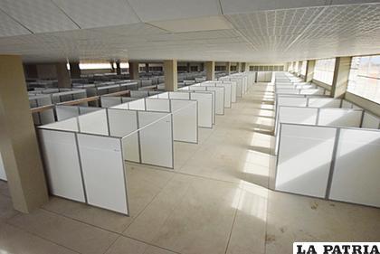 Los pabellones son utilizados para casos sospechosos  /LA PATRIA