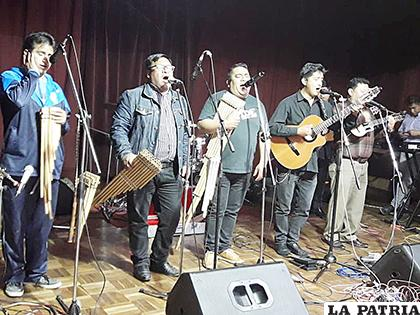 Los músicos no volverán a un escenario pronto  /Iván Layme/Faceboook