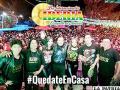 El grupo Iberia que sacó la aclaración que radica en Cochabamba  /Lucio Iberia Bolivia Gonzales /Facebook