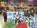 Oruro fue el último campeón del torneo nacional de los árbitros de futsal / LA PATRIA /archivo