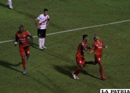 En el partido de ida ganó Guabirá 4-1 en Montero el pasado 17 de marzo /APG