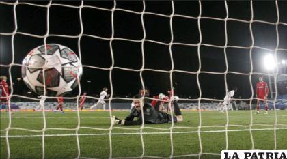 La definición de Vinicius para el 3 a 1 definitivo en favor de Real Madrid /as.com