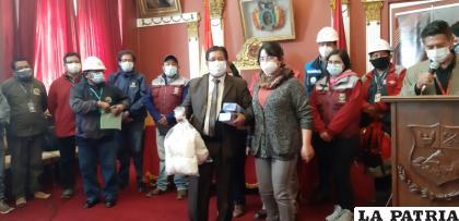Instituciones, autoridades y ciudadanos están listos para cumplir con la campaña de limpieza /LA PATRIA