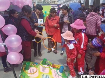 Este lunes 12 de abril se celebra el Día del Niño en el país /archivo LA PATRIA