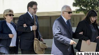 Juez de EE.UU., deniega moción de Goni y Sánchez Berzaín en caso Octubre 2003 /RRSS