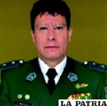 Cnl. DESP Juan Carlos Mercado Heredia